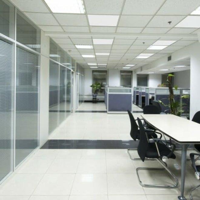 Select infraroodpaneel voor systeemplafonds - 320 Watt
