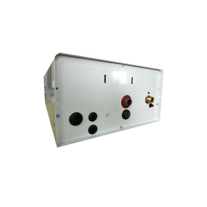 eTronic 7000, 12kW elektrische CV-ketel met CPU