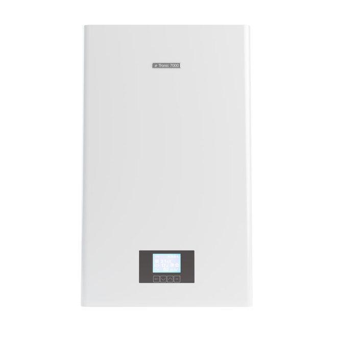 eTronic 7000, 9 kW elektrische CV-ketel