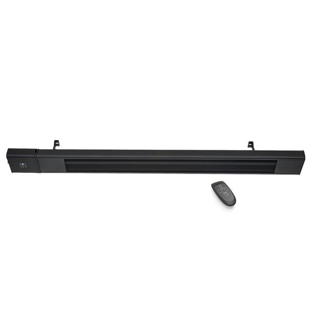 Infrarood Black Heater met instelbaar vermogen 1800 W