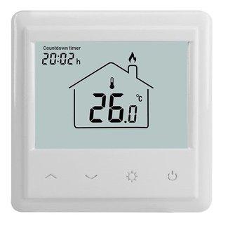 Inbouw timer- en thermostaat countdown