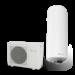 ELDOM Green Line 150l Lucht-water warmtepomp voor  tapwater, KA16288