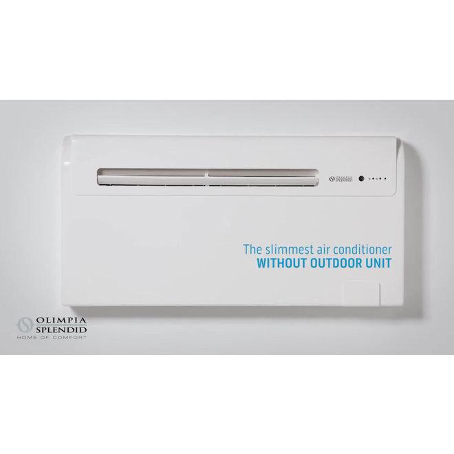 UNICO AIR 10 HP monoblock airco zonder buitenunit - inverter