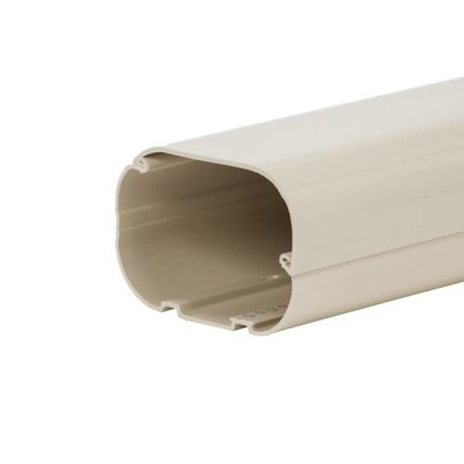 1M leidinggoot Crème (75x64mm)