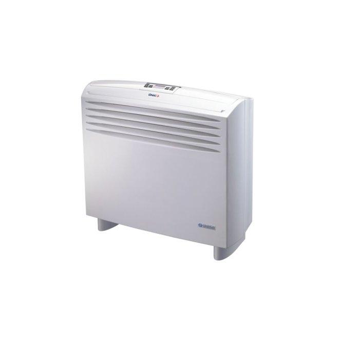 UNICO Easy HP monoblock airco zonder buitenunit