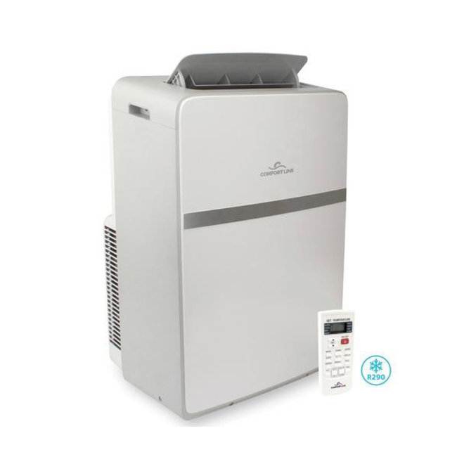 Aircobreeze R290 mobiele airco & warmtepomp