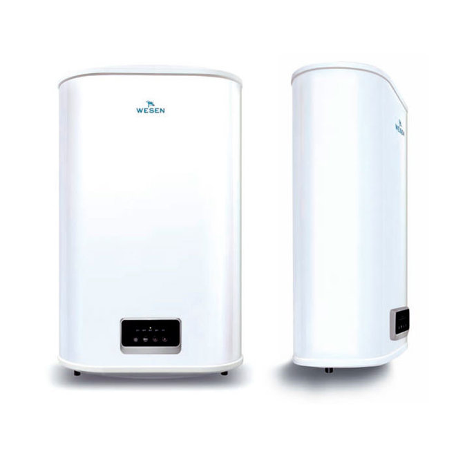 Verticale elektrische boiler 100L, FLAT model, 2 kW