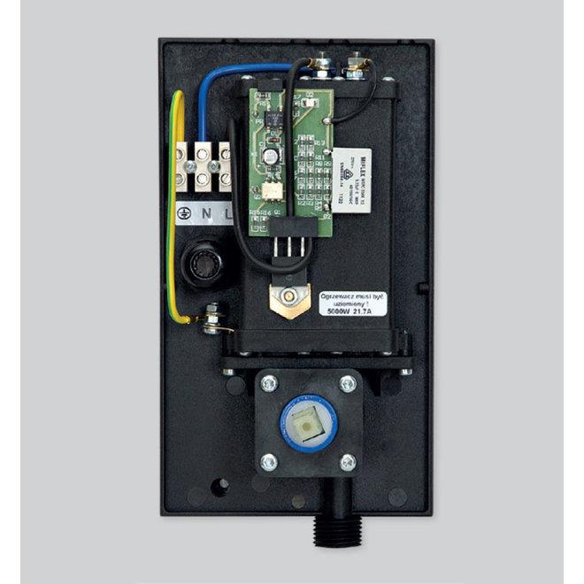 Perfect MIX 3500 Doorstroom verwarmer 3,5 kW met kraan