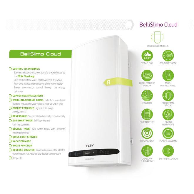BelliSlimo 100 boiler Cloud