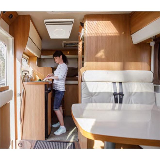 SHARK SLIM, Camper warmtepomp airconditioner set van 3,5 kW, met WIFI