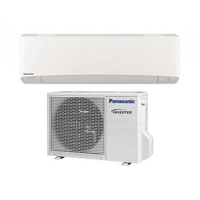 Panasonic Etherea, Split-unit inverter airco 5 kW, KIT-Z50-VKE, voorgevuld.  A++ (STEK)