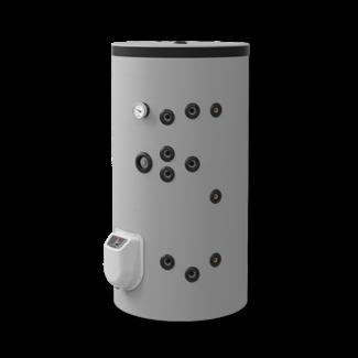 ELDOM Green Line 300L. digi boiler met 2 warmtewisselaars