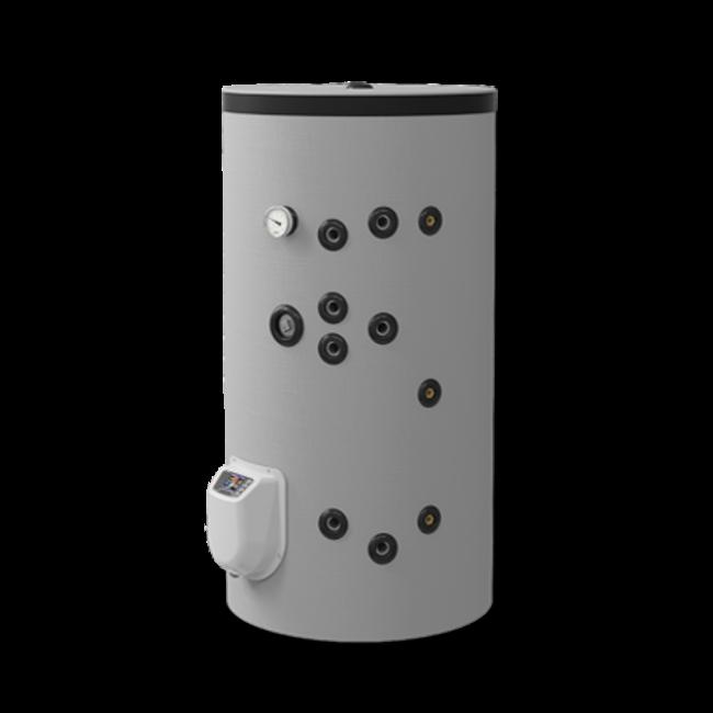ELDOM Green Line Staande 300 liter boiler met dubbele warmtewisselaar en digitale bediening