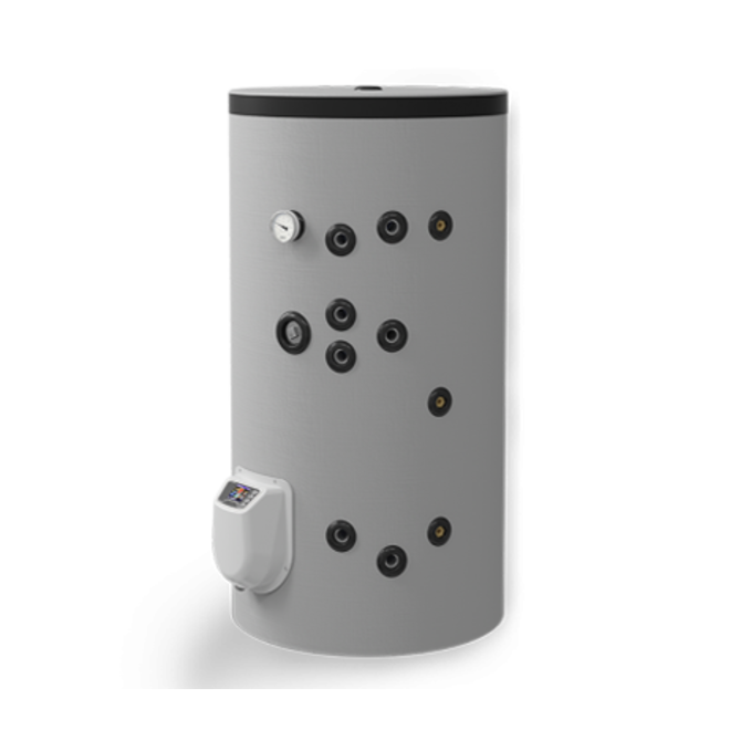 300L. digi boiler met 2 warmtewisselaars