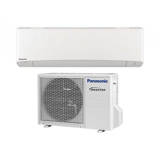 Panasonic Etherea, Split-unit inverter airco 2,5 kW, KIT-Z25-VKE, voorgevuld.  A+++ (STEK)