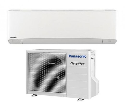 Split unit airco-warmtepompen