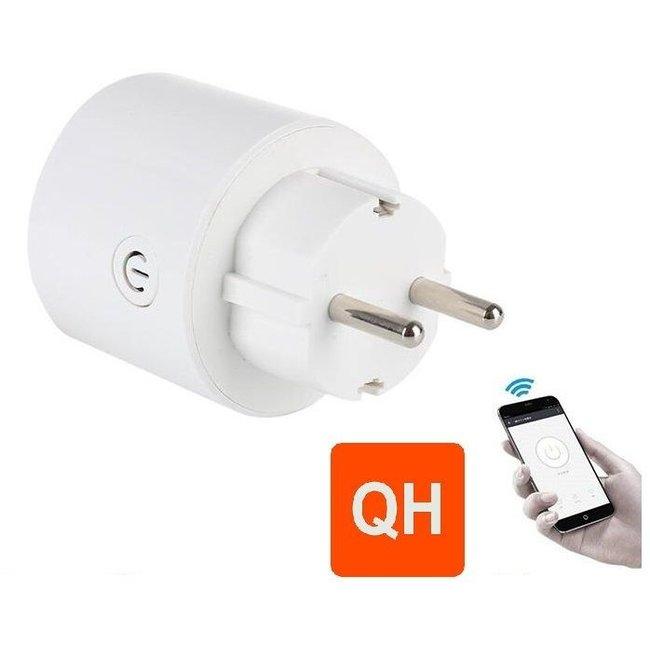 Quality heating Wifi plug-in stopcontact schakelaar 16A smartphone