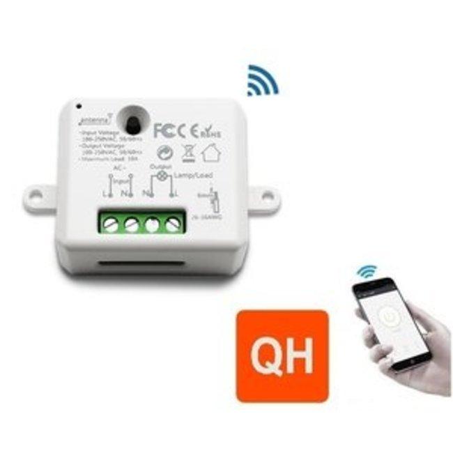 Quality heating Wifi inbouwdoos schakelaar 10A smartphone