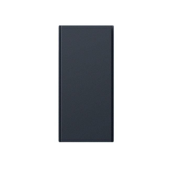 Duotherm E- Comfort ICON Grijs, 750-2000 Watt, opt WIFI