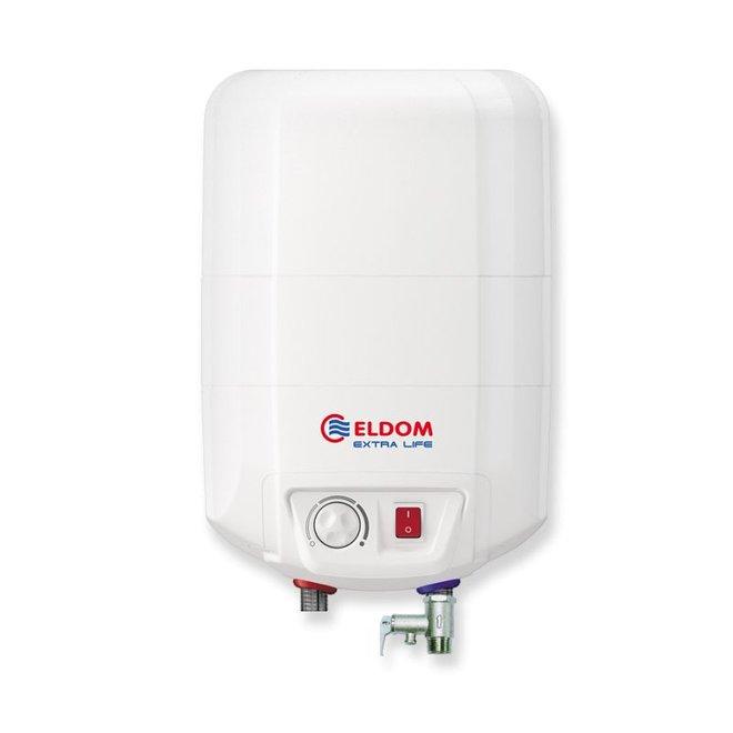 10L Boven-het-aanrecht Boiler