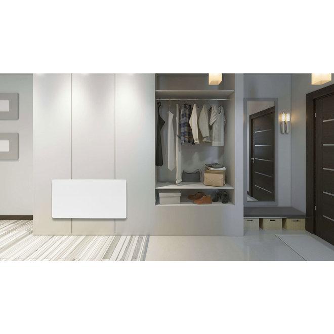 SUNglass+ Infrarood verwarmingspaneel met thermostaat - 800W