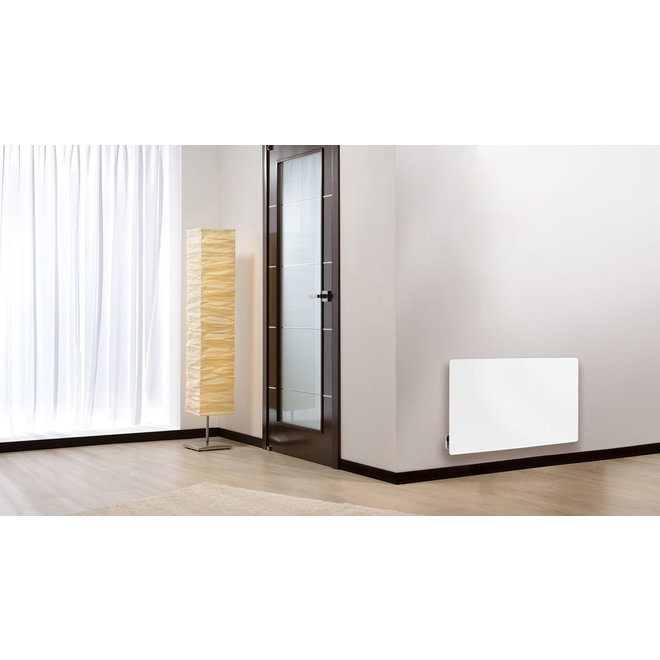SUNglass+ Infrarood verwarmingspaneel met thermostaat - 600W