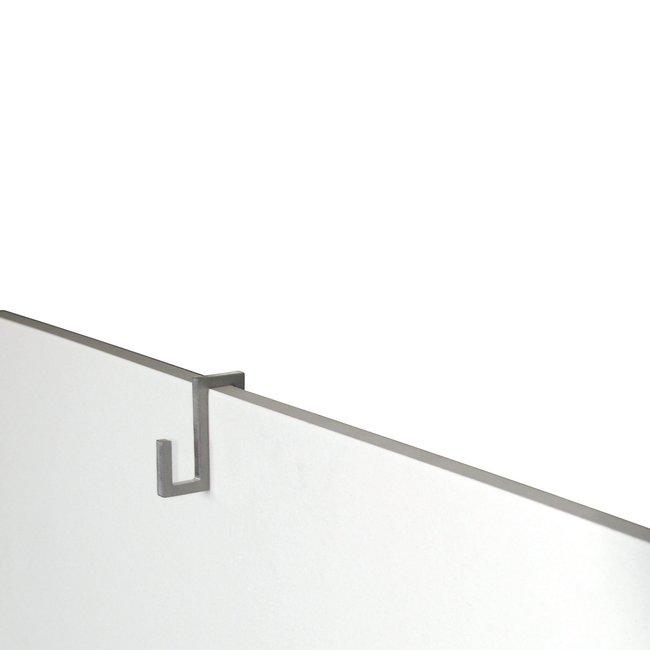 Climastar Roestvrij stalen ophanghaak voor de Climastar verwarming (3 stuks)