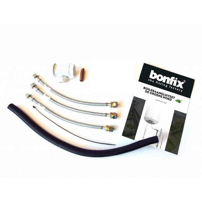 Bonfix Universele aansluitset voor elektrische boilers