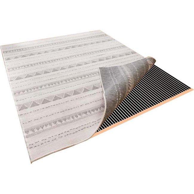 Quality heating Infrarood tapijtverwarming met dimmer (80-400W)