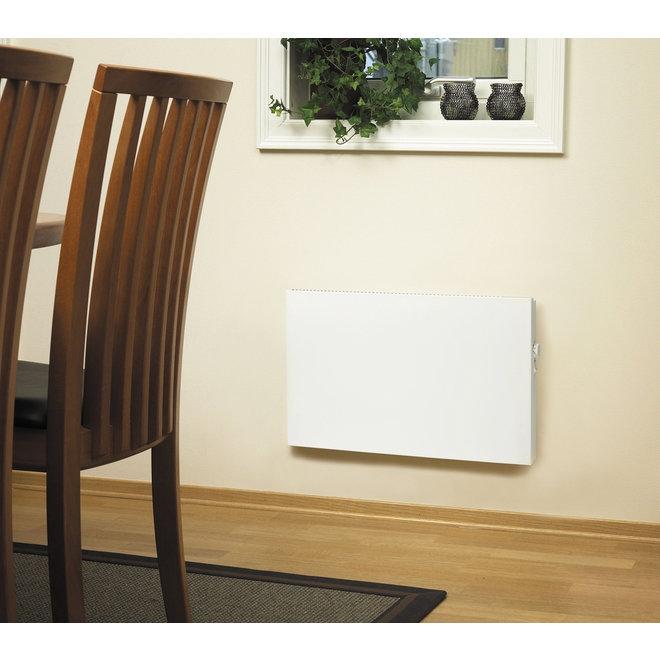 VP11 Compact 1500 Watt elektrische verwarming met draaithermostaat