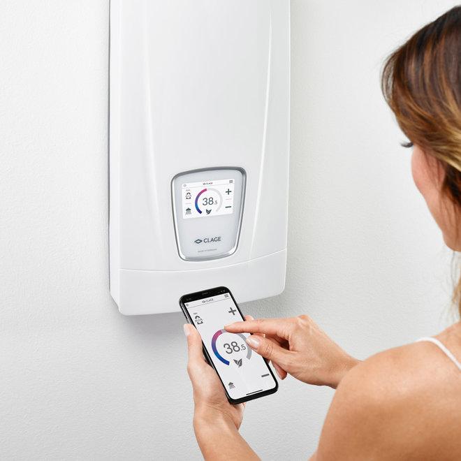 Elektrische instant heater DSX touch