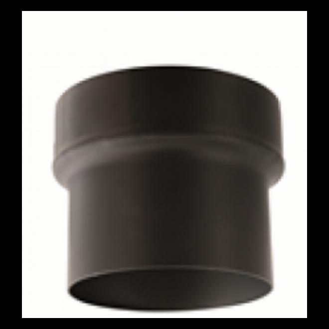 Verloopstukken voor houtkachel warmtewisselaar (130-150mm)