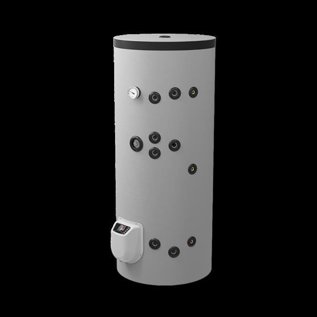 ELDOM Green Line Losstaande boiler 200 Liter met 2 warmtewisselaars voor alternatieve energie