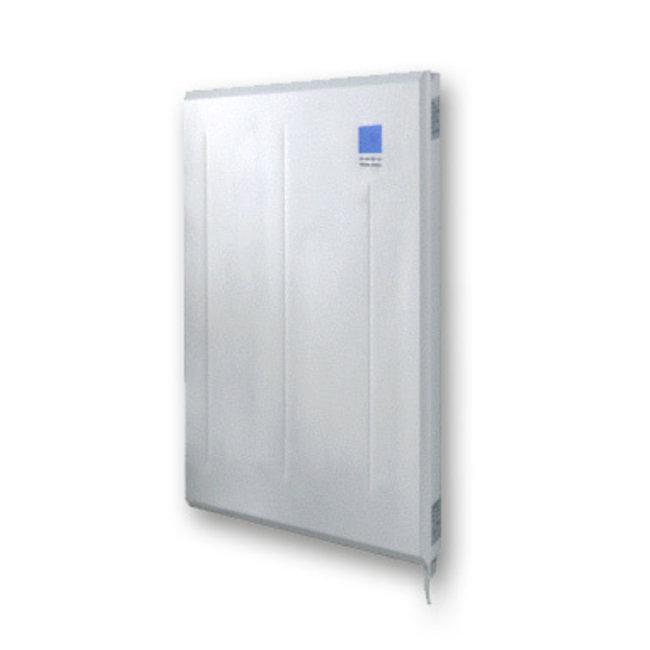 Masterwatt MODERN Smart 1200 Watt, verticale radiator met warmteopslag  (Opt WIFI)