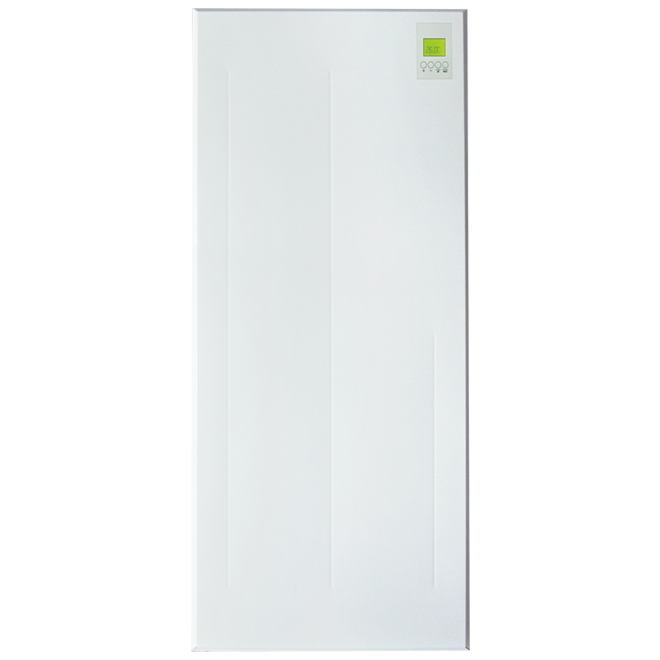 MODERN Smart 1200 Watt, verticale radiator met warmteopslag  (Opt WIFI)