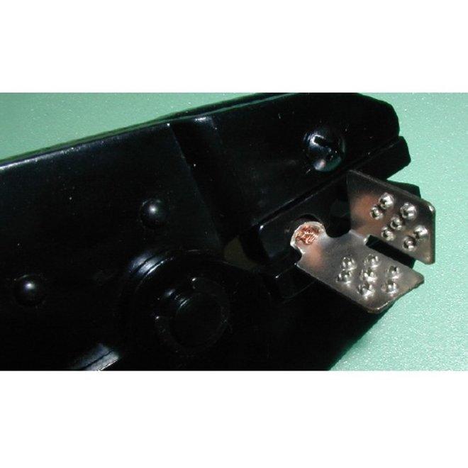 Aanvulset krimpconnectoren t.b.v. vloerverwarmingsfolie