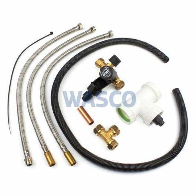 Masterwatt Aansluitset voor de elektrische  keuken boilers 6 bar