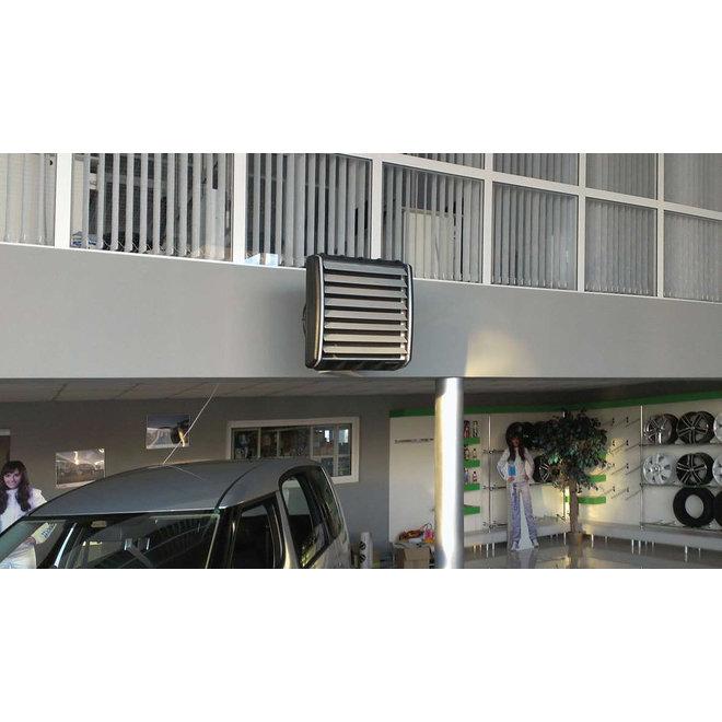 Proton ECO E25 indirect gestookte heater