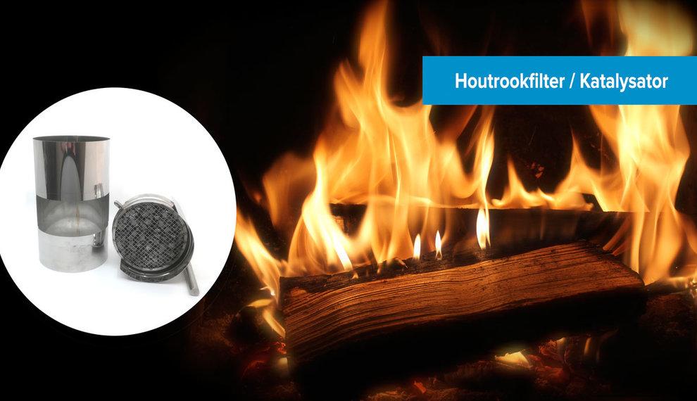 Is mijn kachel geschikt voor een ABCAT houtrookfilter?