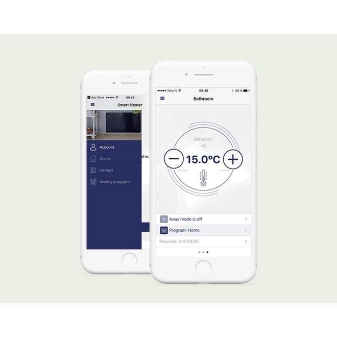 Neo WIFI 1000 Watt, elektrische verwarming, lage uitvoering