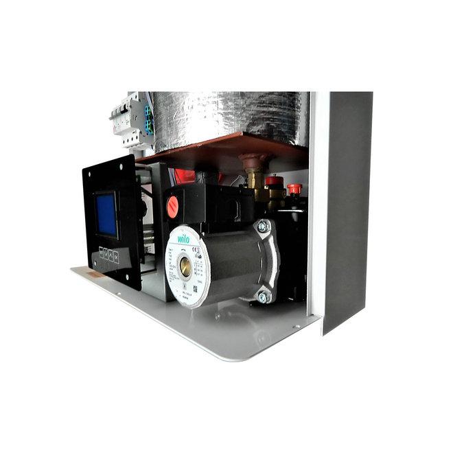 eTronic 7000, 24kW elektrische CV-ketel met CPU