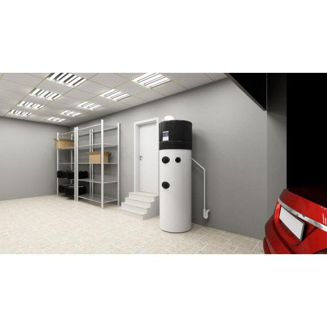 Aqua Thermica Warmtepomp boiler 260L met warmtewisselaar