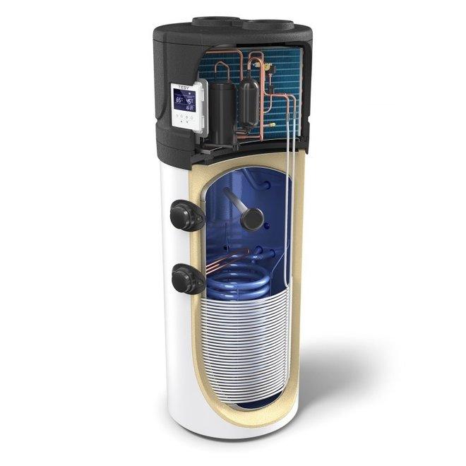 Aqua Thermica 260L met warmtewisselaar