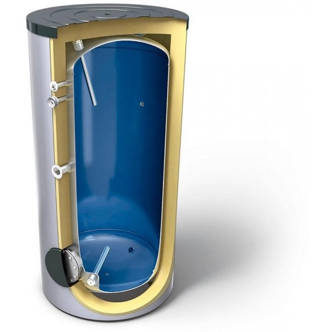Tesy Buffertank 300 liter,  B label, zonder warmtewisselaar