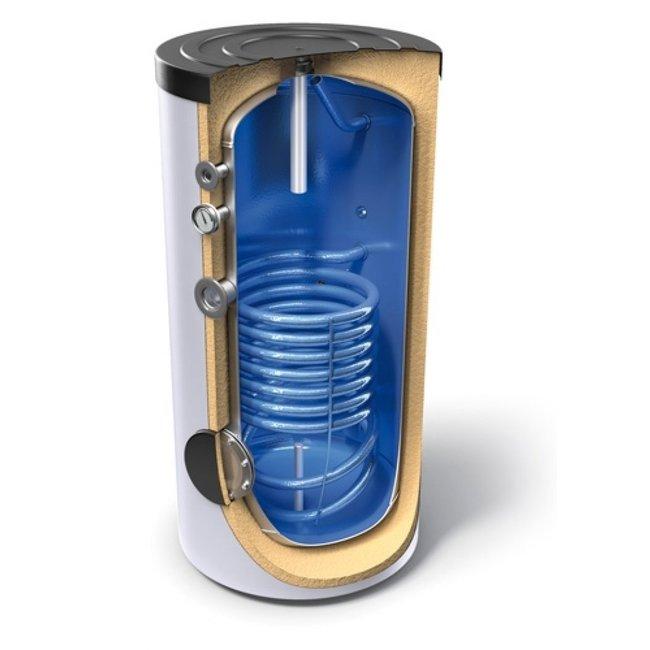 Tesy Buffertank 160 liter,  B label, met enkele warmtewisselaar