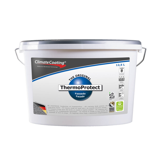 ClimateCoating Thermo Protect  WIT of KLEUR