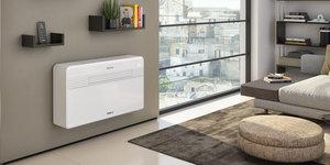 Het selecteren van de juiste warmtepomp-airco zonder buitenunit.