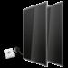 Plug & play zonnepanelen (2) met stekker