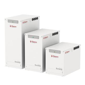 Flamco FlexTherm Eco Thermische batterij -  A+ label