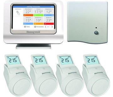 Honeywell EVOHOME radiator wifi pakket OT